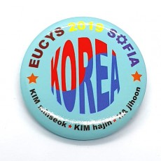 EUCYS 2019 SOFIA 냉장고자석 홍보용품
