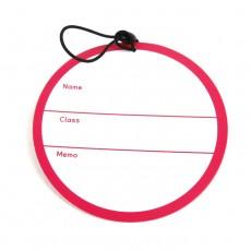 pink pong 일체형 네임텍